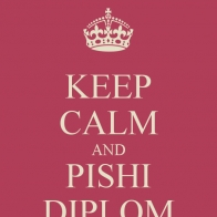 Keep Calm and Pishi Diplom (3)